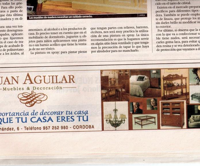 Campaña publicidad Febrero 2006 en Diario Córdoba