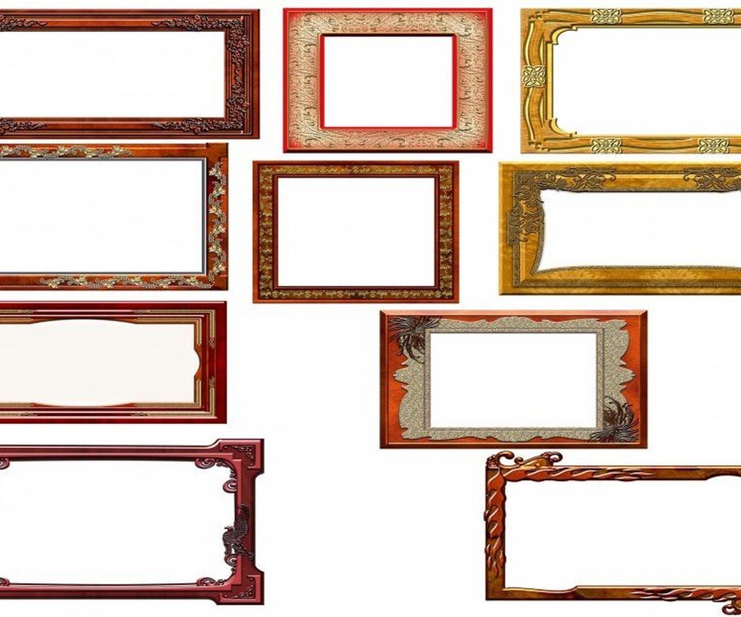 El marco, un invento de hace siglos
