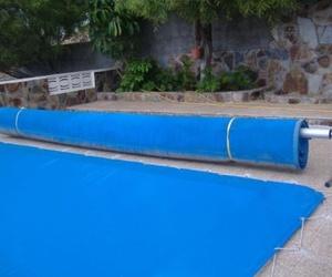 Cómo escoger una lona para piscina dependiendo del tipo