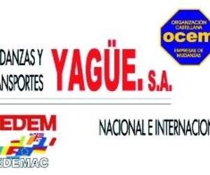 Galería de Mudanzas y guardamuebles en Madrid   Mudanzas Yagüe              914047413