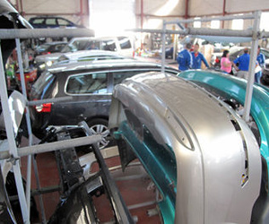 Reparación de vehículos