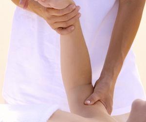 Masajes de preparación al parto
