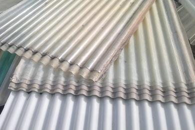 Chapas de tejado