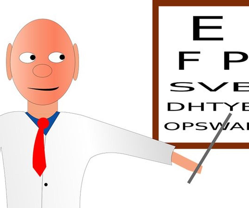 La revisión de la vista en función de las edades
