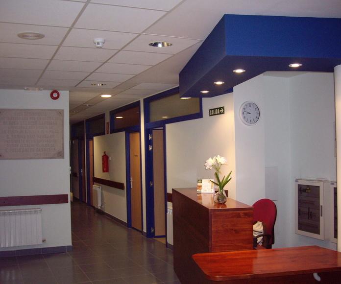 Residencia Santa Cruz de Villalar de los Comuneros: Servicios y Residencias de Asfa 21 Servicios Sociales