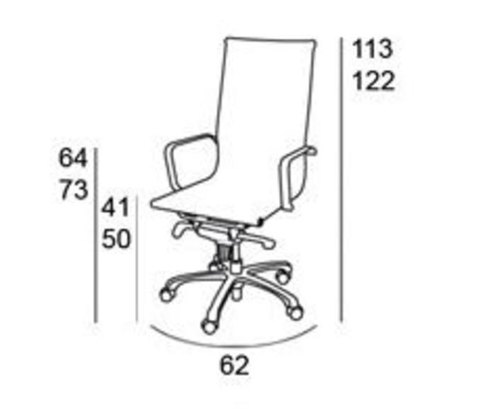 Medidas sillón J1
