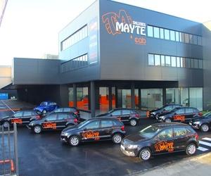 Nuestra nueva flota de coches de sustitución