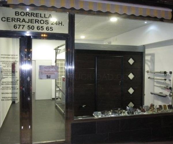 Cerrajeros 24 horas en Cáceres | Borrella Cerrajeros 24 Horas