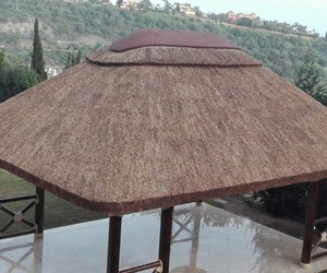 Construcción de pérgolas en Málaga