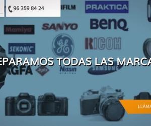 Galería de Fotografía (reparación) en Valencia | Valtecnic Reparaciones