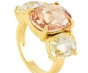 Joyería en oro con diamantes y piedras preciosas