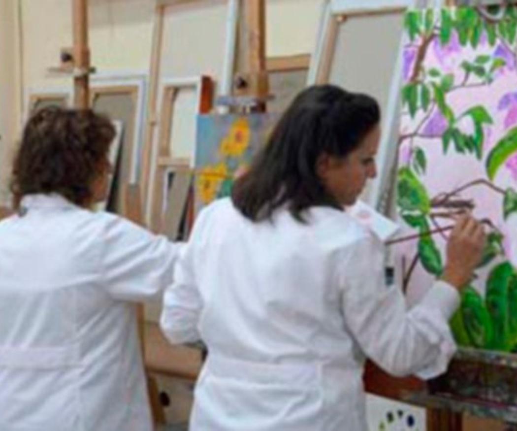Los beneficios de la pintura y el dibujo