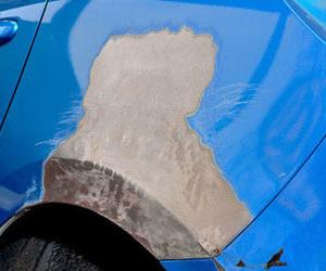 Reparación de chapa y pintura Alcobendas