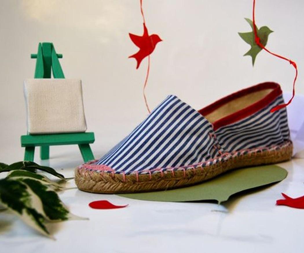 Las alpargatas: un calzado clásico, cómodo  y cool