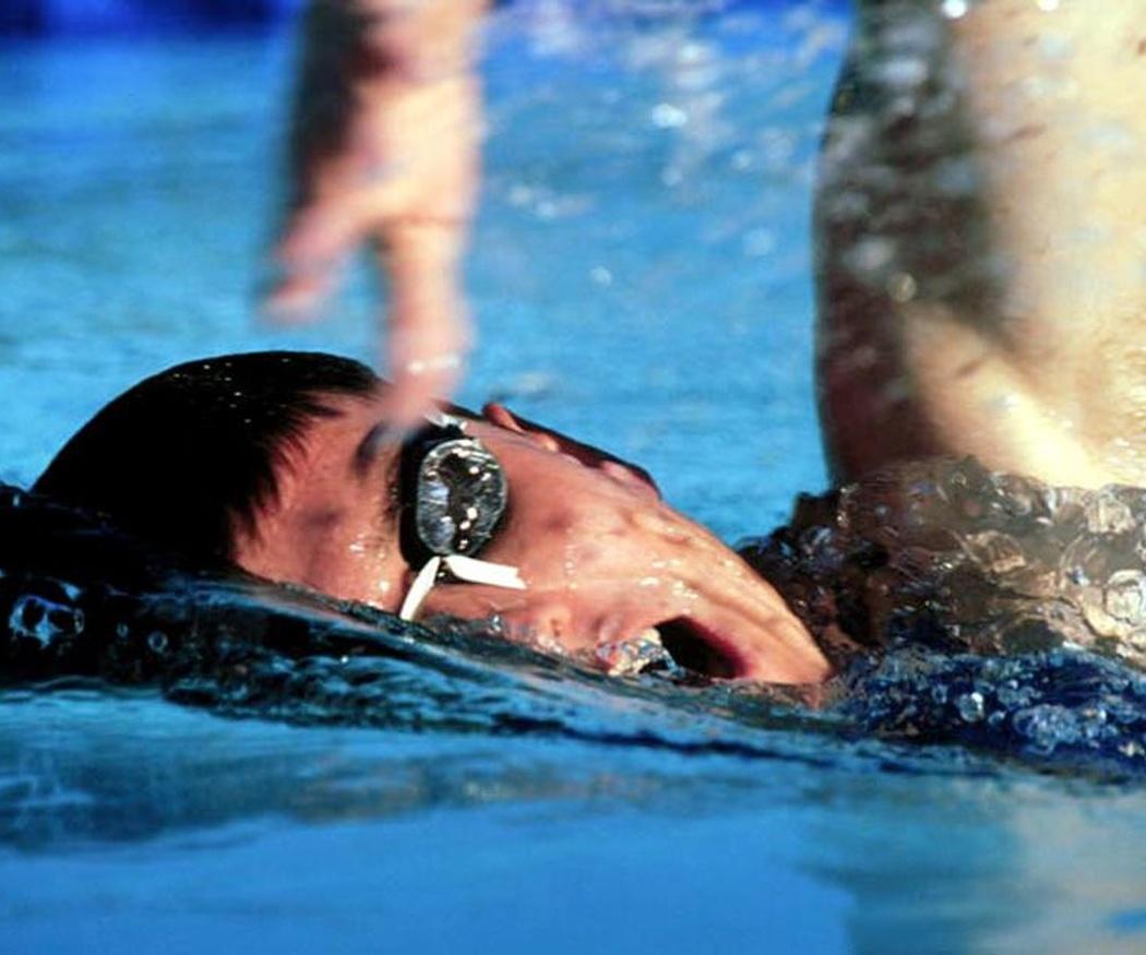 Beneficios de la natación contracorriente