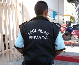 - Seguridad privada