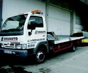 Galería de Grúas para vehículos en Bilbao | Gruauto Asistencia