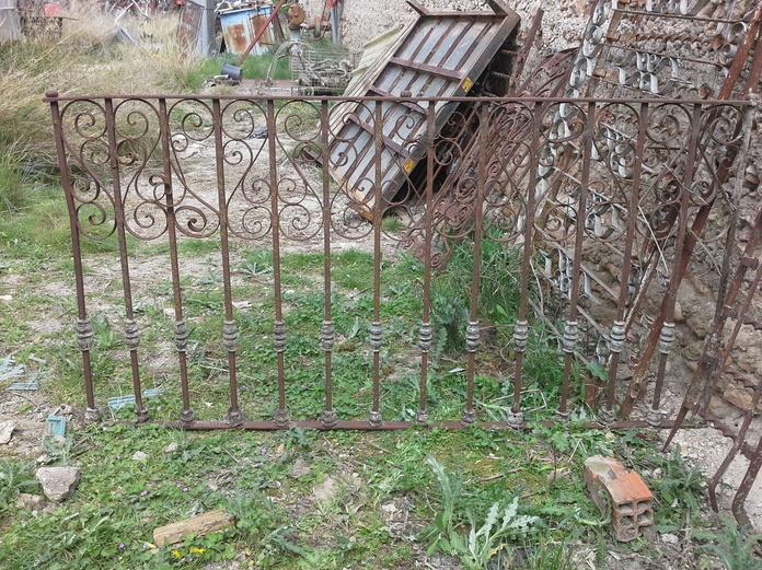Reja en Chatarras Clemente de Albacete|default:seo.title }}