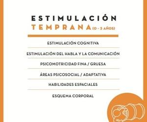 Estimulación Temprana (0-3 años)