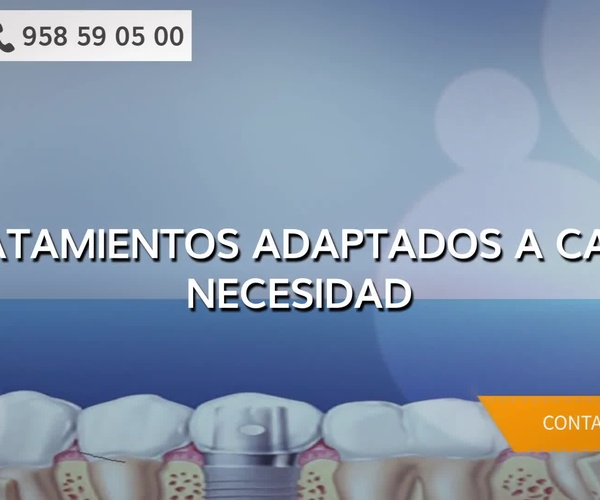 Dentistas en La Zubia | Alfonso Ibáñez Fajardo
