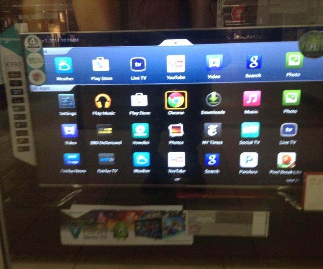 ¿Sabías que puedes sincronizar tu móvil a tu smart TV?