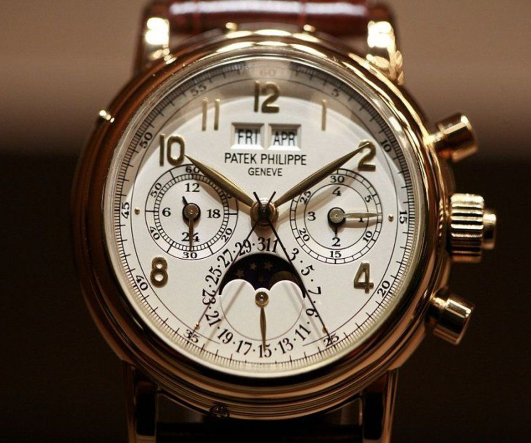 La historia de los relojes Patek Philippe