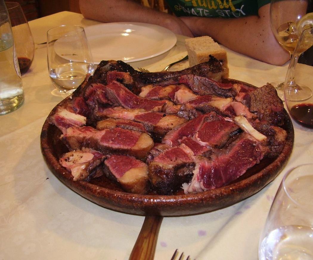 Los puntos de la carne