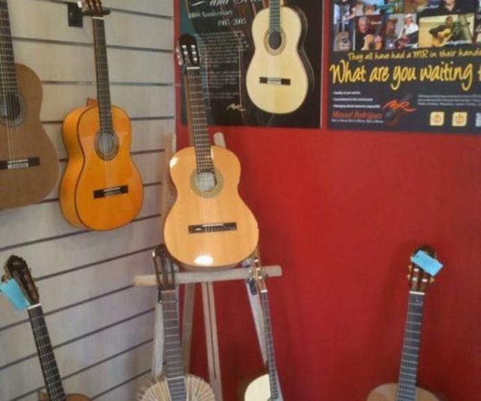 Guitarras artesanales