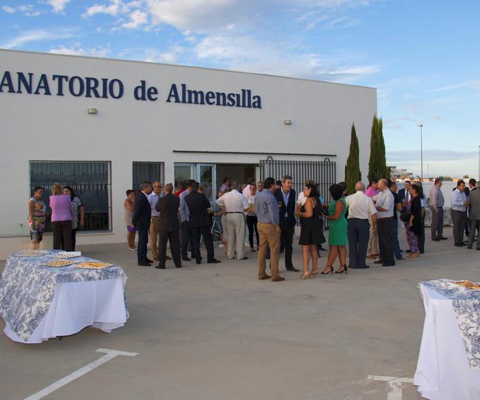 FUASCEN FUNERARIA SEVILLA TANATORIO ALMENSILLA