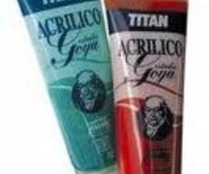 acrilico goya titan