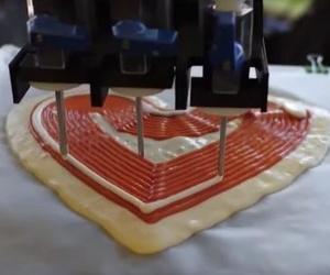 La nasa desarrolla una impresora de pizzas