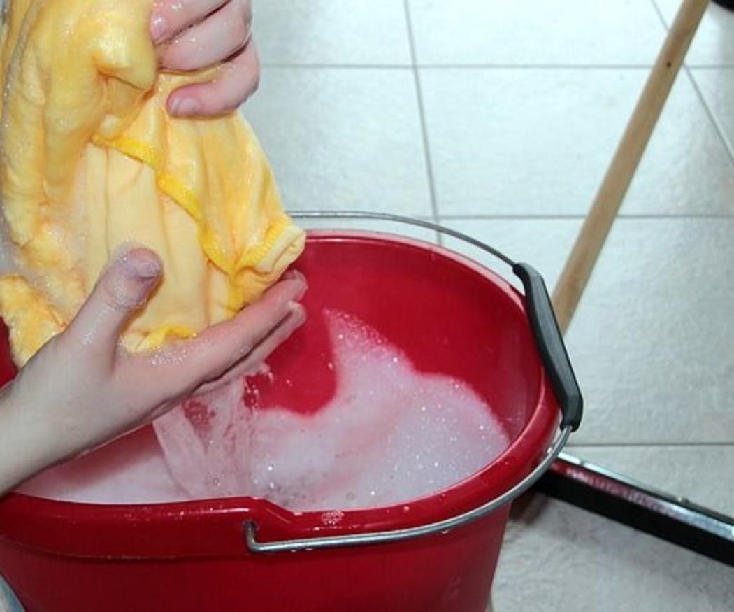 Los básicos en la limpieza del hogar