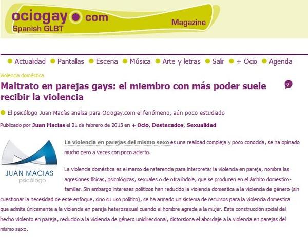 Ociogay.com
