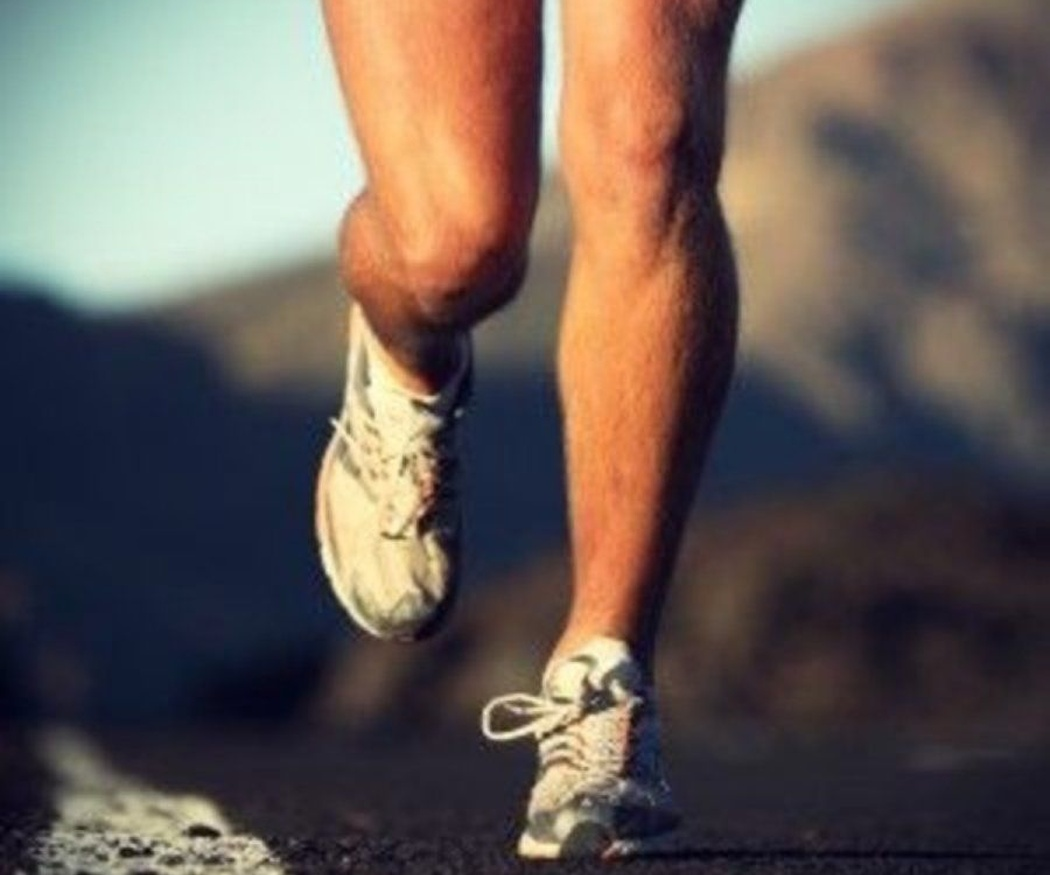 Cuidados podológicos de un runner