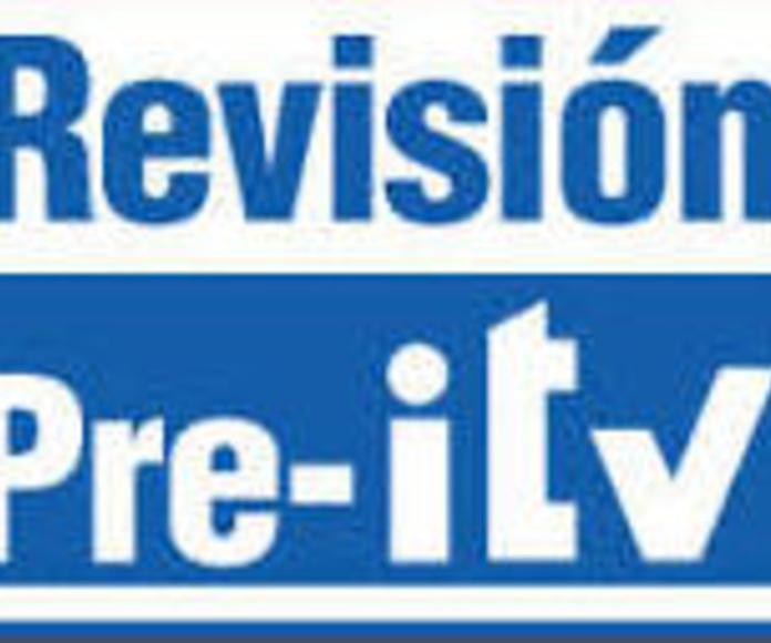 Revisiones pre-ITV : Catálogo de Auto Tormes