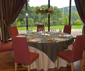 Salón del banquete de boda
