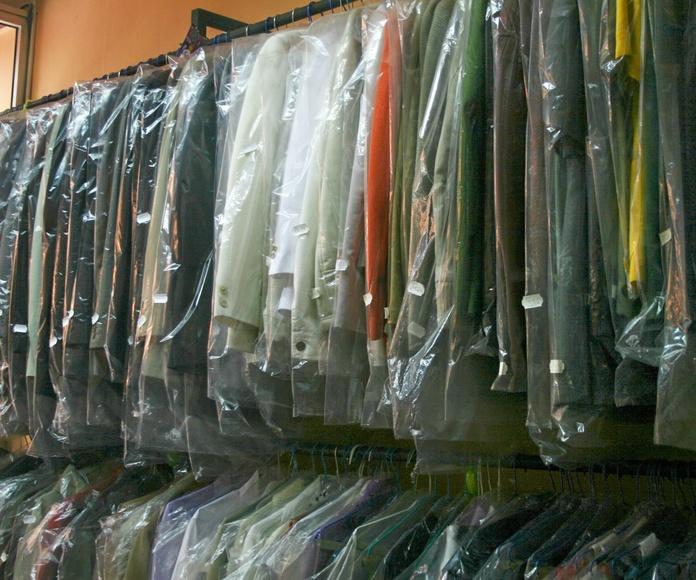 Añmacen de ropa, lista para entregar