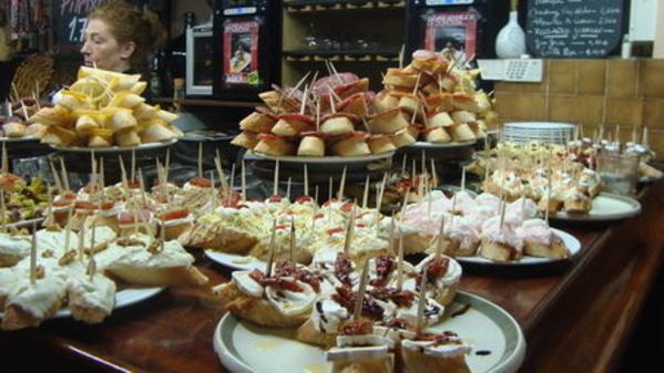Las tapas y raciones en Donosti más deliciosas las encontrará en este restaurante.
