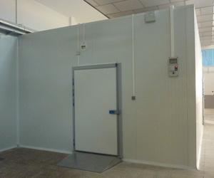 Cámaras de congelación y mantenimiento