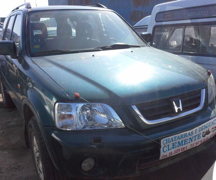Honda CVR año 1999 para desguace en Albacete. desguaces clemente