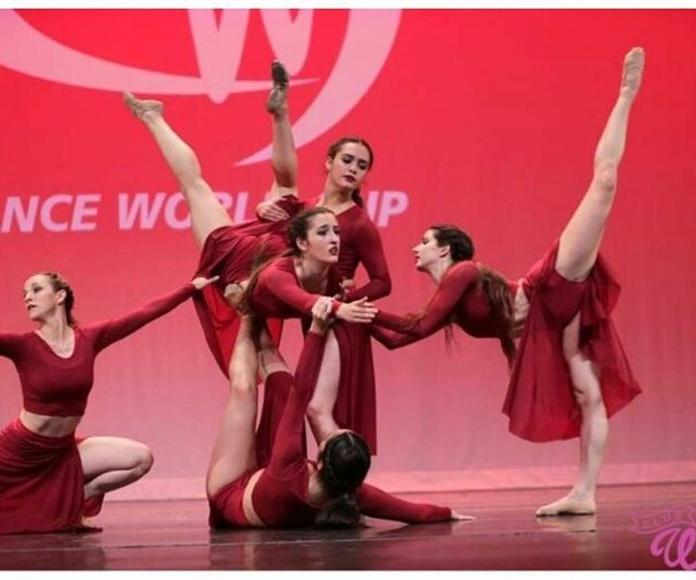 Final internacional Dance World Cup en Offenburg