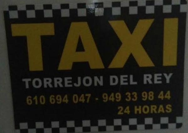 Taxis al aeropuerto desde Torrejón del Rey
