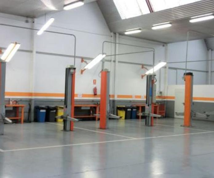 Elevadores de 3200 kg y 5000 kg