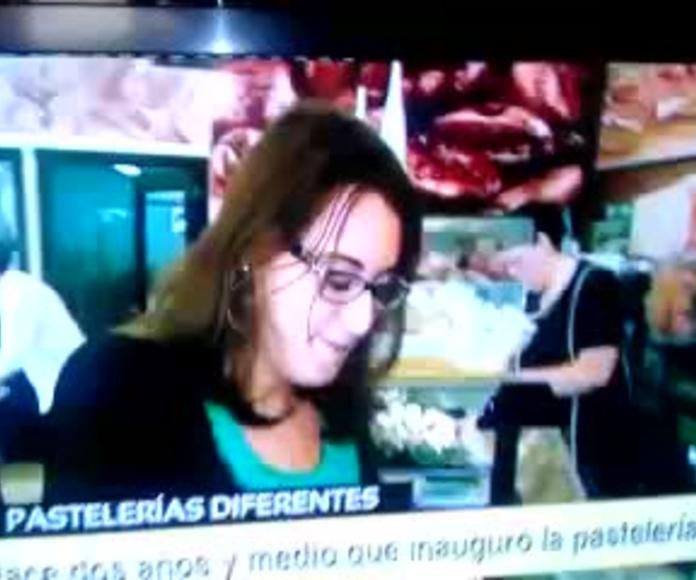 REPORTAJE EN TELEMADRID
