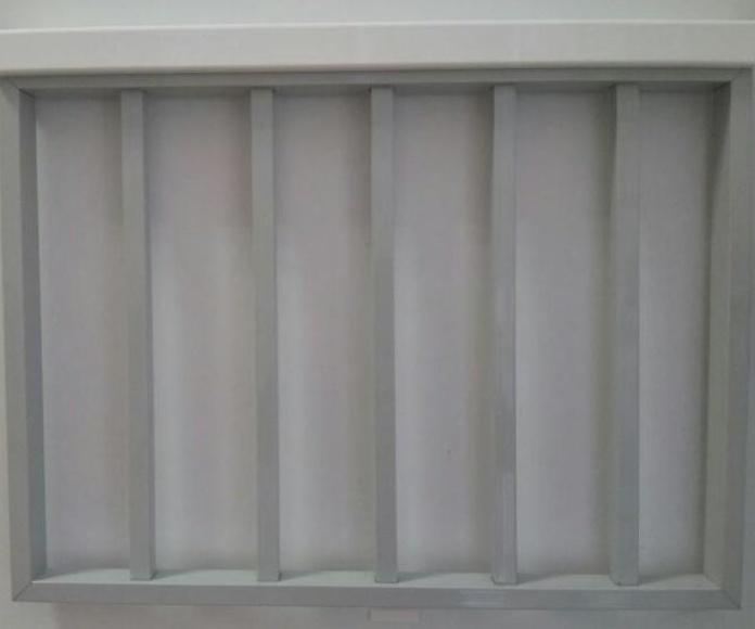 Baranda de aluminio: Productos  de Persianas y Aluminios TERGON