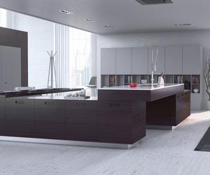 Muebles de madera: estilo moderno