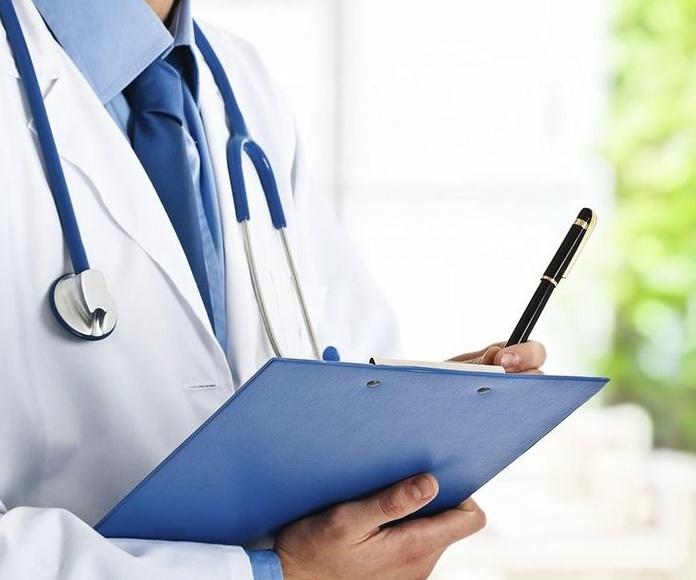 Consulta: Actividad Clinica de Manuel Rivas del Fresno, Urólogo - Andrólogo