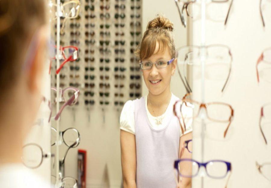 Cómo detectar la miopía en los más pequeños