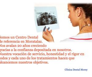Galería de Clínicas dentales en Madrid | Clínica Dental Morey