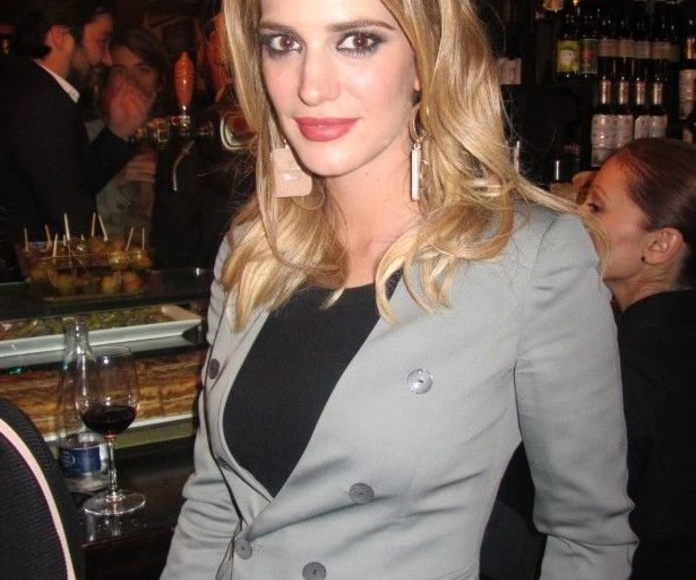 Teresa Baca en La Ardosa